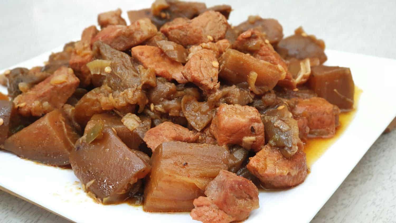 Eggplant Stew Recipe