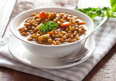 lentils recipe