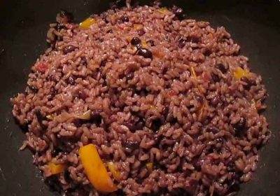 Red Beans and Rice Cuban Recipe
