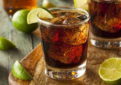 Cuba Libre drink