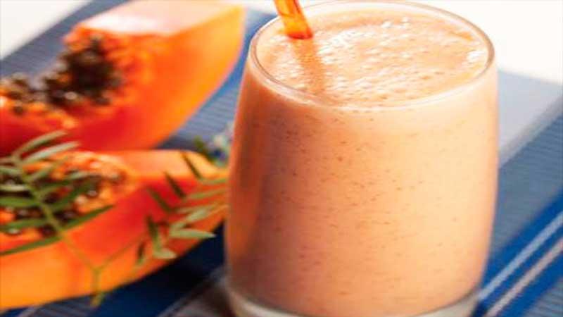 Papaya Smoothie recipe