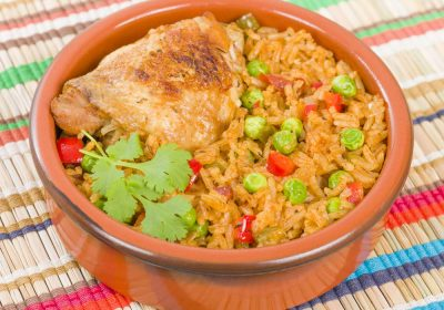 cuban chicken and rice