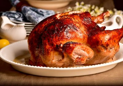 Baked turkey recipe
