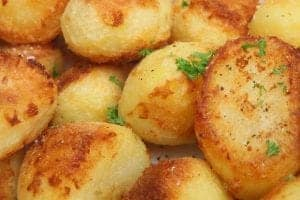 Stuffed potatoes