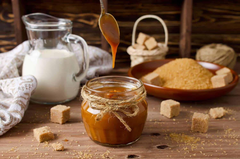 Cheesecake helado de dulce de leche | Jumbo A la Carta