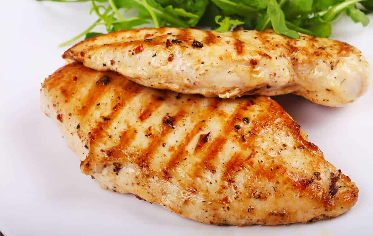 chicken breasts recipe