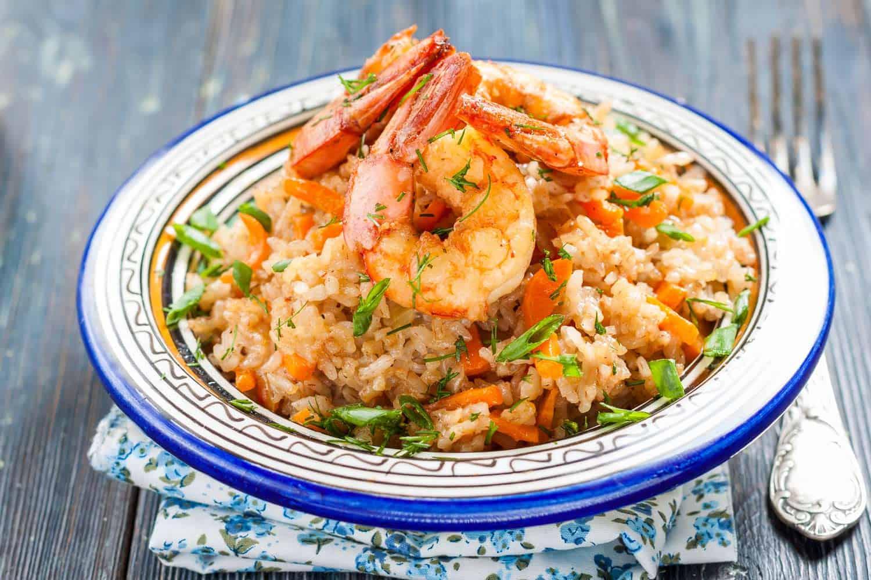Shrimp and Rice Recipe