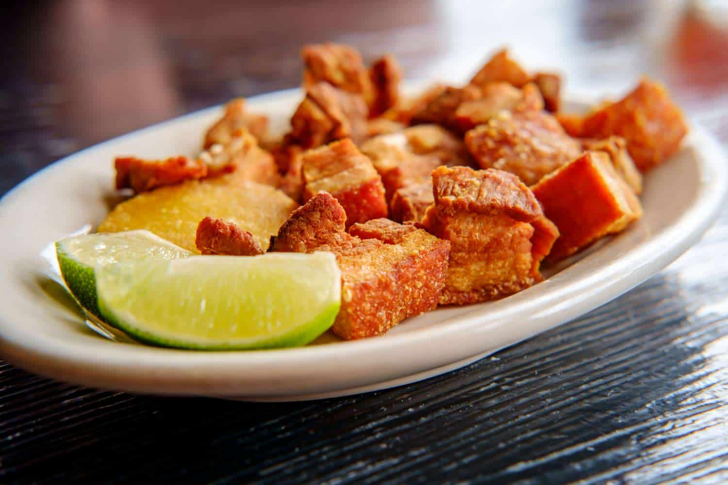 Pork rinds recipe