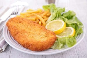 Breaded Chicken Breast